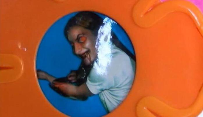 Brinquedo assustou a mãe da criança (Crédito: Reprodução)