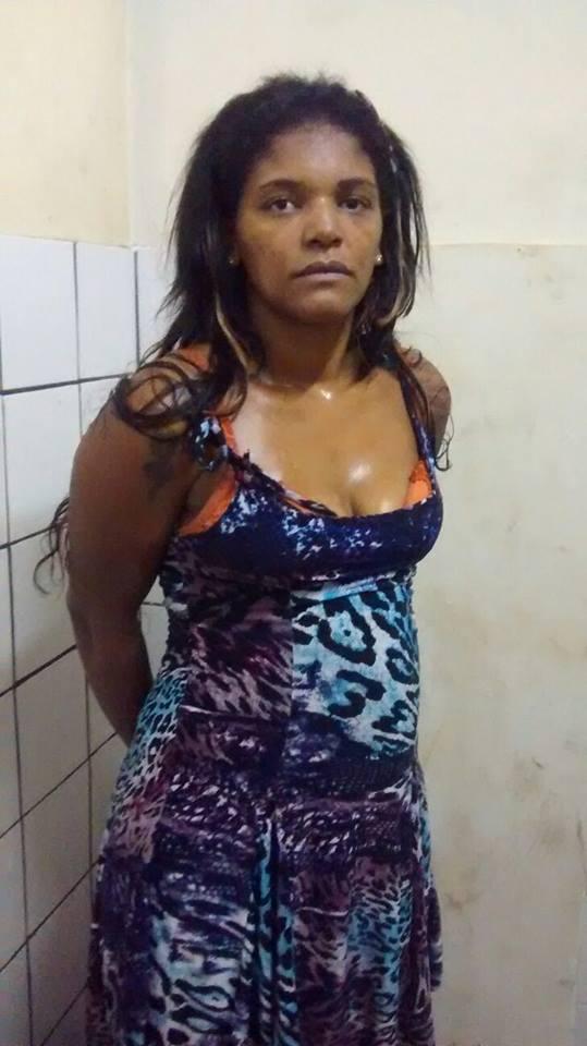 Comparsa foi encaminhada para delegacia (Crédito: Plantão Policial Piauí)