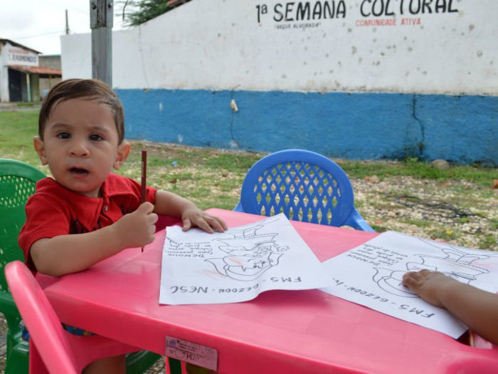 Atividades educativas (Crédito: Divulgação)