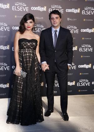 Vanessa e Giuseppe Dioguardi  (Crédito: Reprodução)