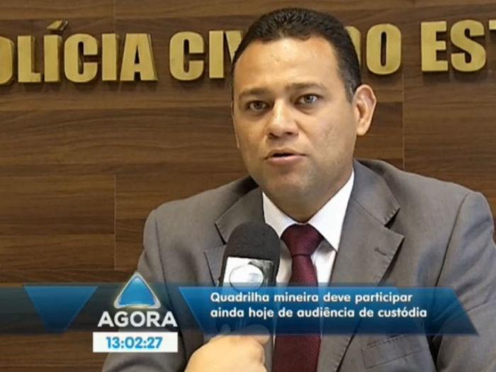 Riedel Batista  (Crédito: Reprodução TV Meio Norte )