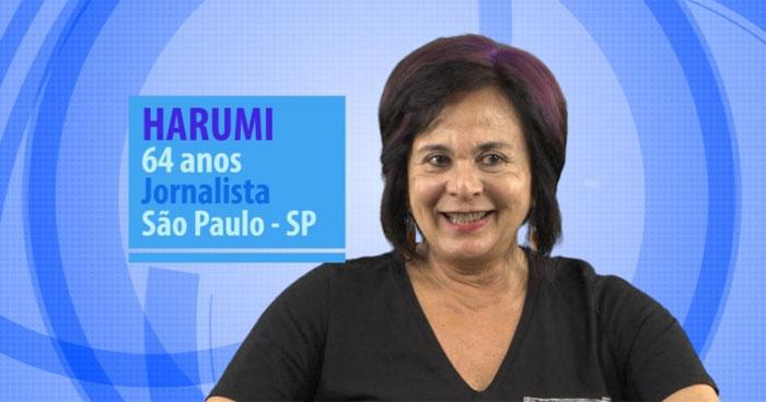 Harumi (Crédito: Divulgação )