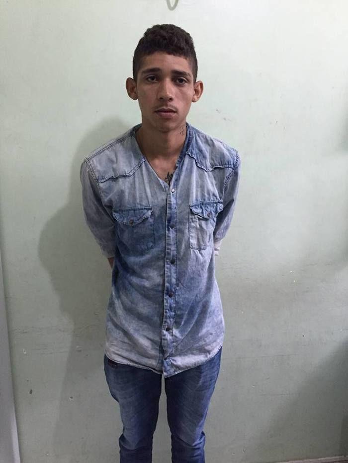 """João Henrique Barros Silva, o """"Pica Pau"""""""