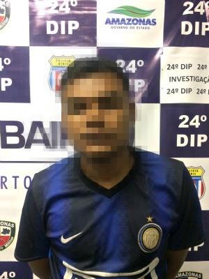 Homem de 28 anos, presos na segunda-feira