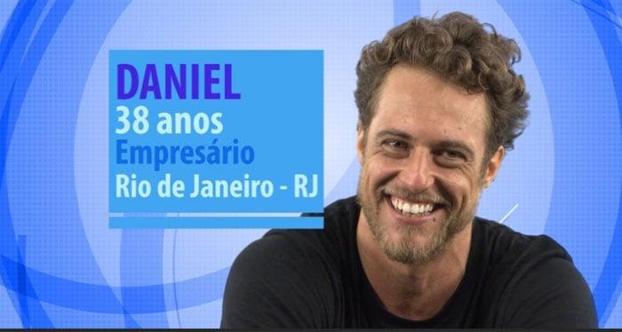 Daniel  (Crédito: Divulgação )