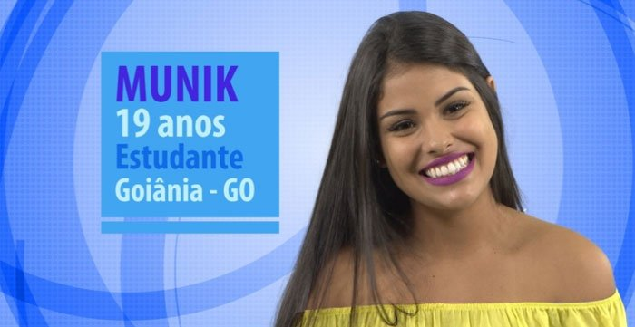 Munik  (Crédito: Divulgação )