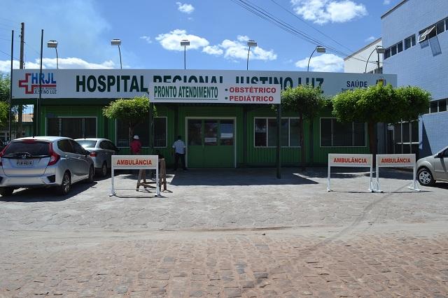 Hospital Regional Justino Luz (Crédito: Reprodução)