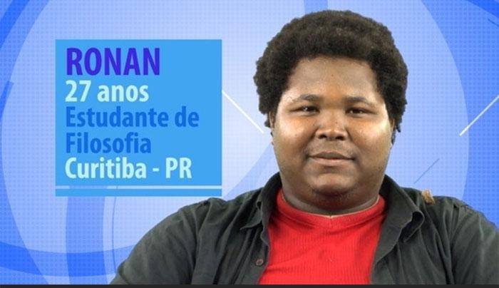Ronan (Crédito: Divulgação )