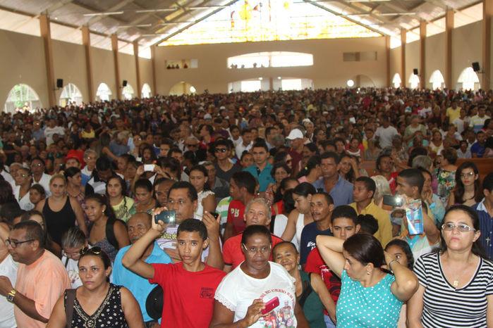 Novo santuário de Santa Cruz dos Milagres (Crédito: Efrém Ribeiro)