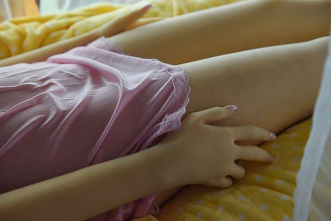 Bonecas sexuais são alvos de polêmica (Crédito: Reprodução)