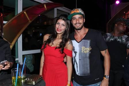 Fran e Diego (Crédito: Divulgação)