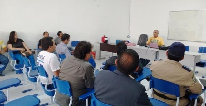 Reunião definiu organização do evento