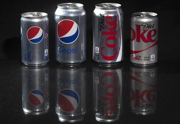 Alimentos diet e light: Esses produtos não emagrecem. É mito. Tomá-los não significa que você vai emagrecer. (Crédito: Divulgação )