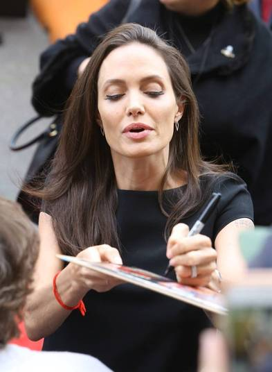 Angelina Jolie (Crédito: Reprodução)