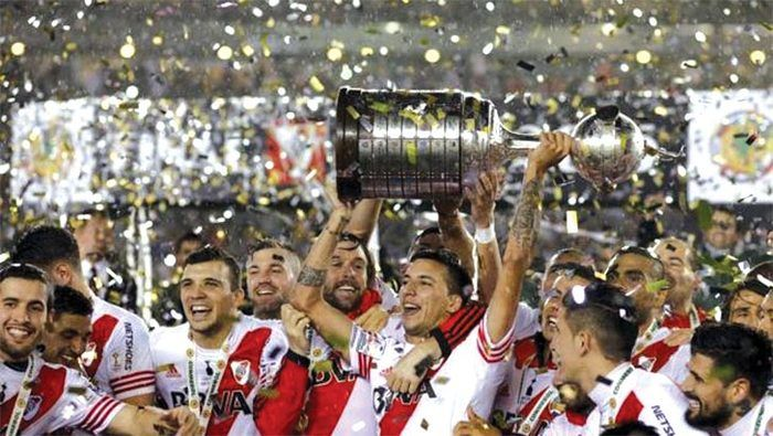 River Plate, atual campeão