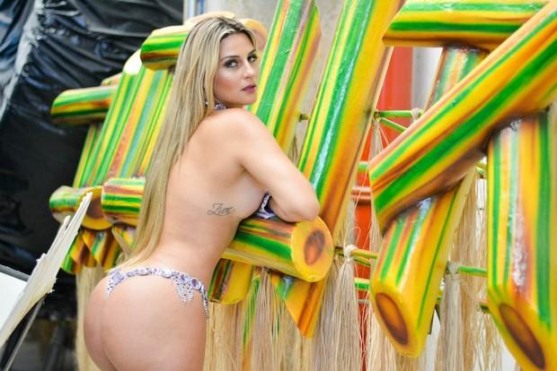 Vanessa Alcântara (Crédito:  Eduardo Graboski / M2 Divulgação)