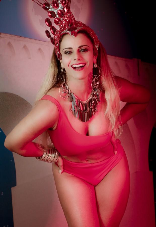 Viviane Araújo  (Crédito: Quem )