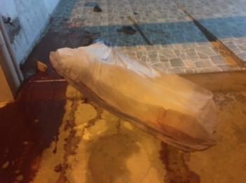 Fabrízio Tenório da Silva foi morto com 20 facadas