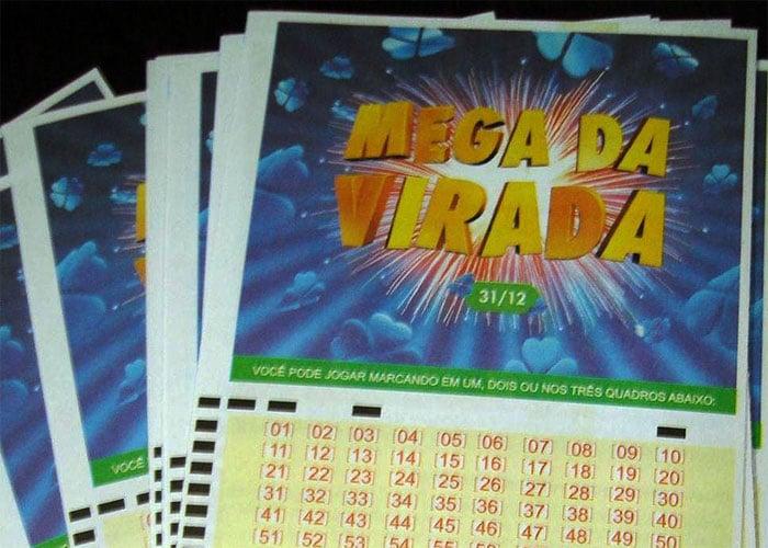 Mega Sena da Virada (Crédito: Divulgação)