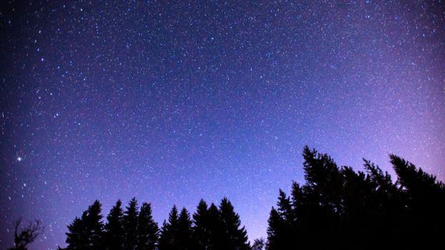 Mercúrio, Vênus, Marte, Júpiter e Saturno  poderão ser vistos a olho nu