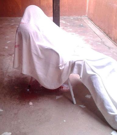Lucas Breno de Sousa estava sentado em sua casa quando foi assassinado