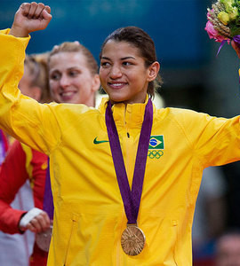 Sarah Menezes vence israelense e leva ouro no Grand Prix de Havana