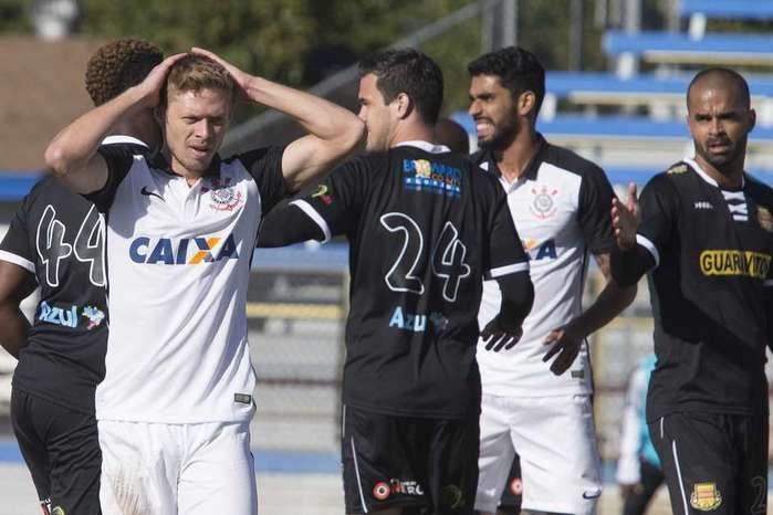 Timão Strikers terminaram no empate (Crédito: AP)