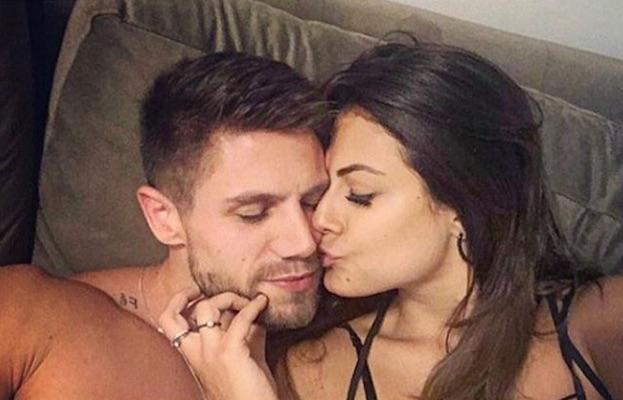 Casal em foto no Instagram (Crédito: Reprodução)