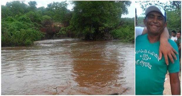 Ivanildo morreu afogado no Rio Boa Vista