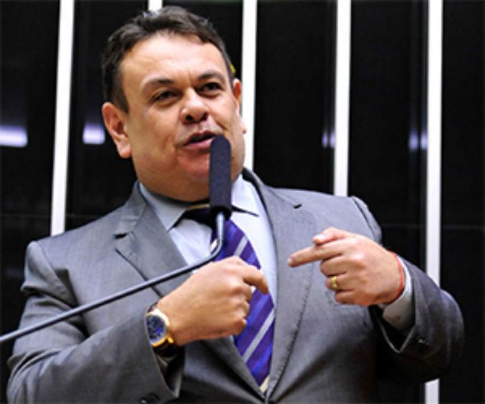 Deputado Silas Freire (Crédito: Divulgação)