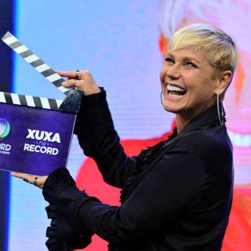 Advogados da Rede Record já estudam rescisão de contrato de Xuxa