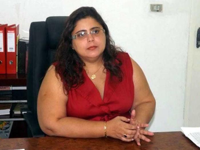 Patrícia Leal, Prefeita de Altos (Crédito: Divulgação)
