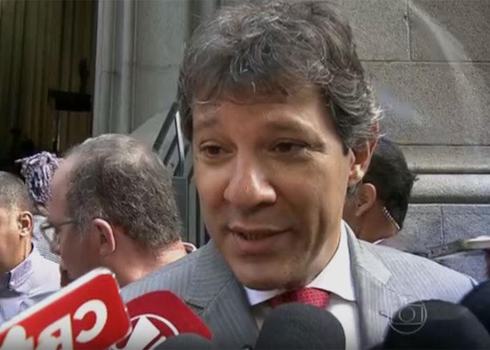 Fernando Haddad (Crédito: Divulgação)