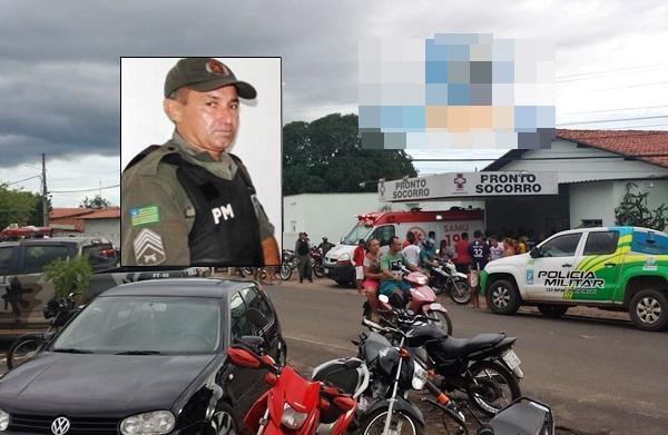 Edmar dos Santos Araújo caiu da viatura enquanto levava um suspeito à delegacia