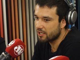 Sérgio Marone diz que não leu a bíblia para atuar como Ramsés