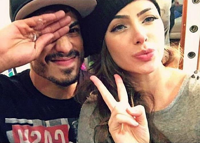 Douglas e Rayanne