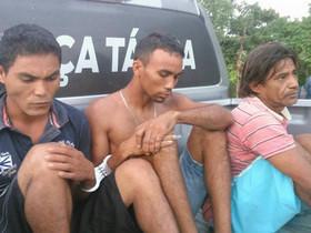 PM prende traficantes com 58 pedras de crack, em Ribeiro Gonçalves
