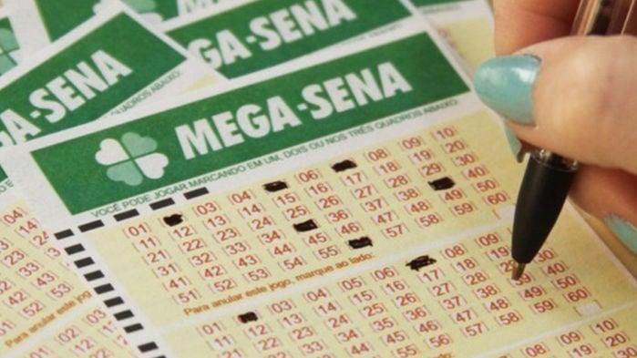 Mega-Sena (Crédito: Divulgação)