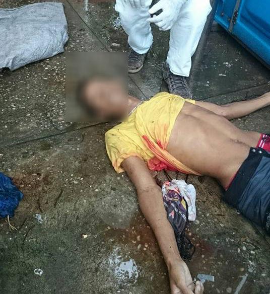 Jovem assassinado em Timon, no Maranhão