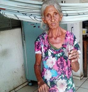 Eva, de 69 anos, negou tudo