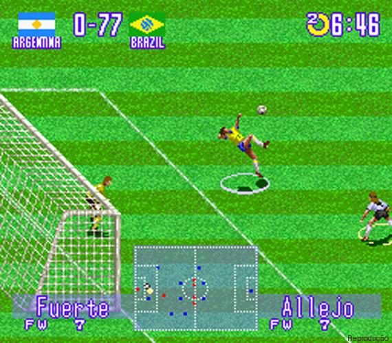 International Superstar Soccer (Crédito: Reprodução)