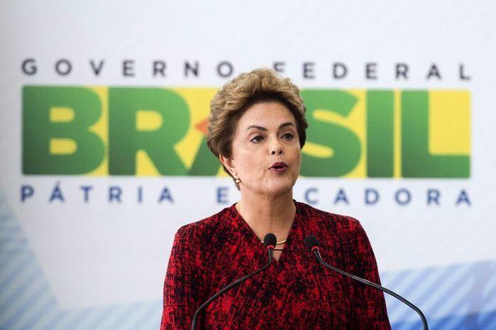 Presidente Dilma (Crédito: Reprodução)