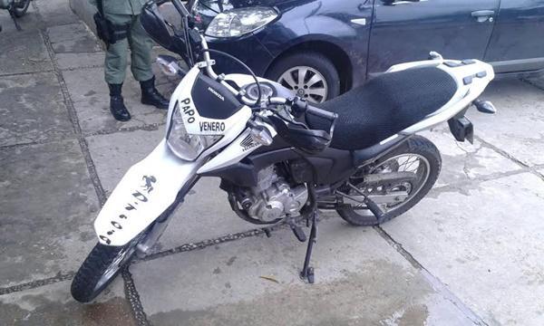 Veículo roubado foi recuperado no Parque São Jorge