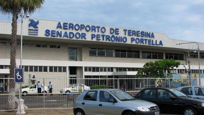 Aeroporto Petrônio Portela