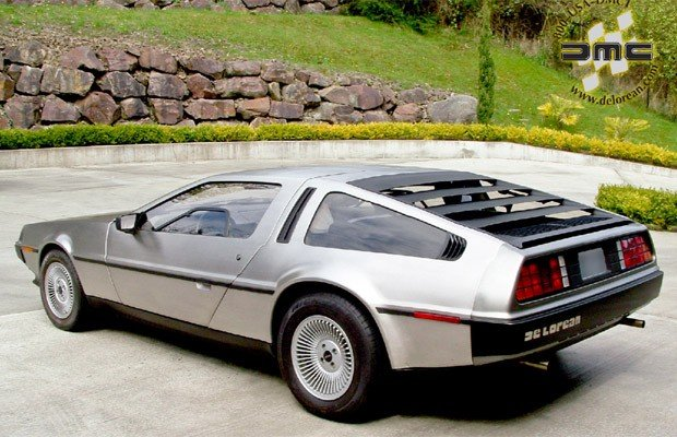 DeLorean (Crédito: Reprodução)