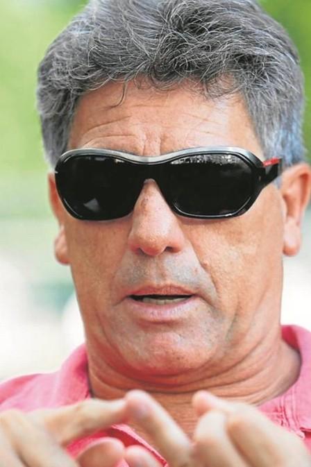 Renato Gaúcho  (Crédito: Rafael Moraes)