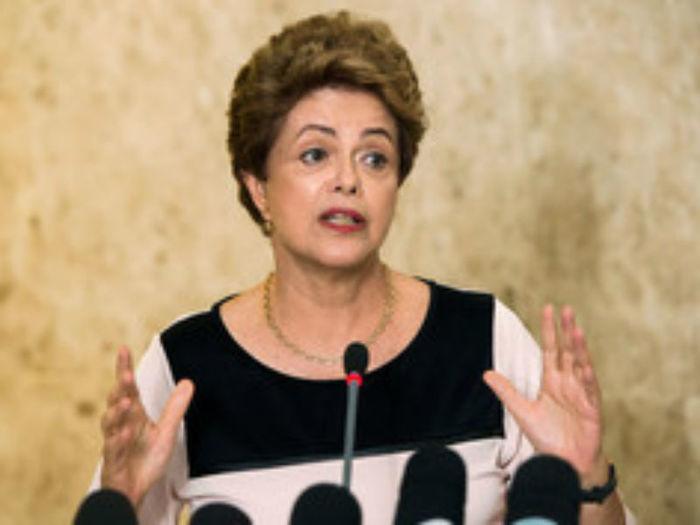 Dilma Rousseff (Crédito: Divulgação )