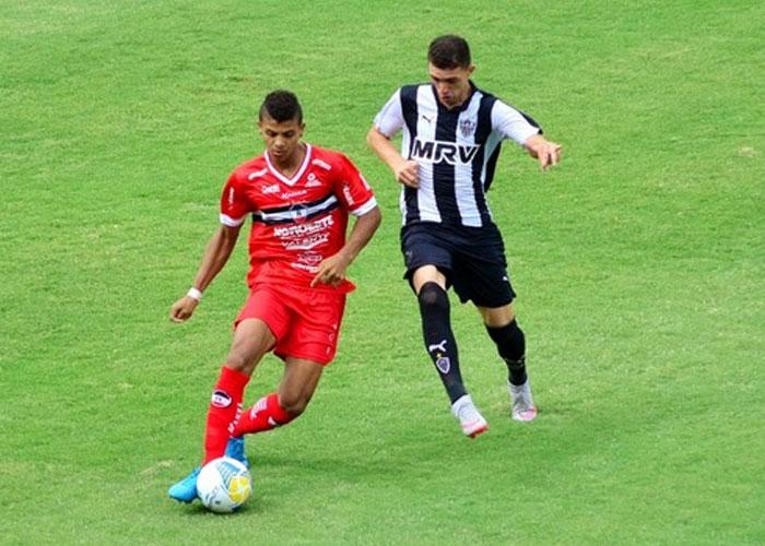 Atlético-MG e River ficaram no empate (Crédito: Divulgação)