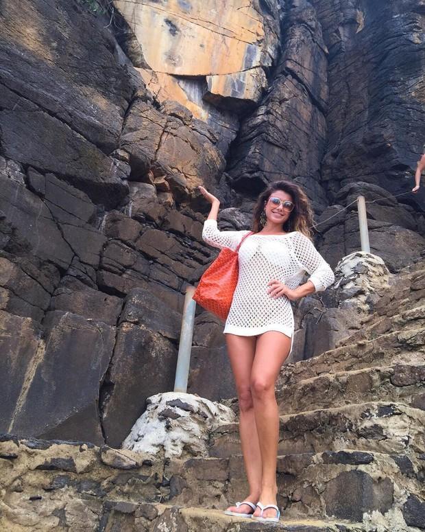Paula Fernandes curte férias em Noronha (Crédito: Reprodução/ Instagram)