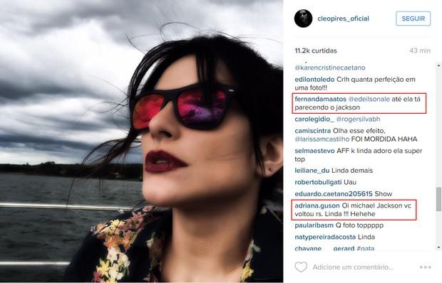 Cleo Pires (Crédito: Reprodução Instagram )